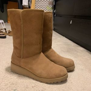 Ugg boots. Like new!